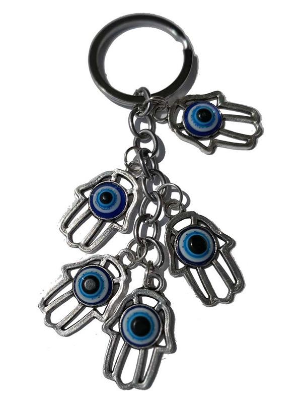 Jolie Porte-clés contre le mauvais œil