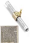 Parchemin de Mézouza (certifié Torah-Box)