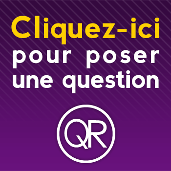 Poser une question !